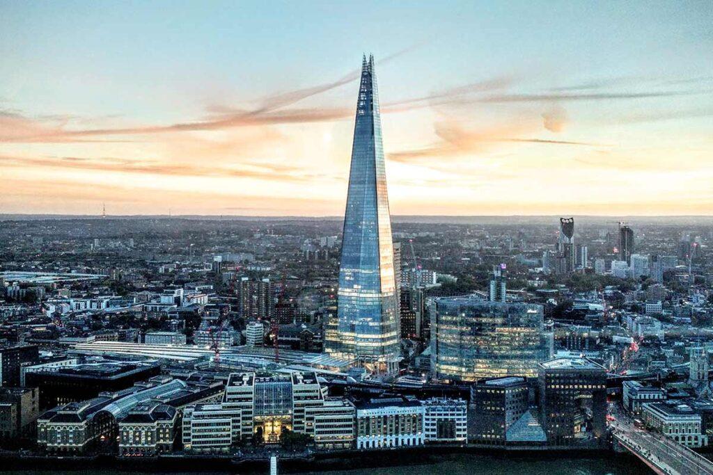 finding work in London